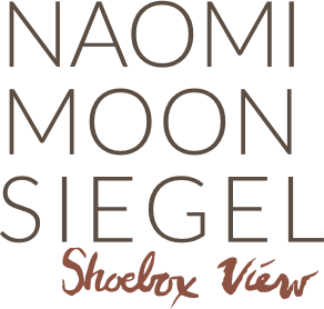 NAOMI MOON SIEGEL SHOEBOX VIEW
